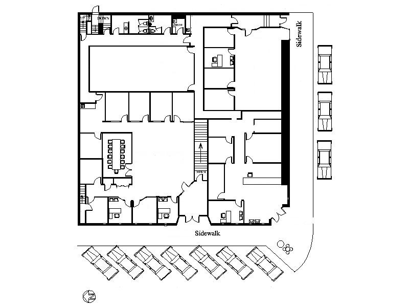 Commercial floor plans free metal ranch house floorplans for Commercial building plans free